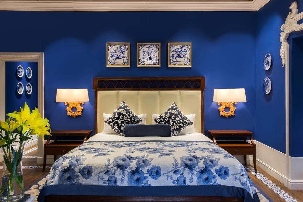 Blue Hermitage Villa at Taj Fort Aguada Resort & Spa.