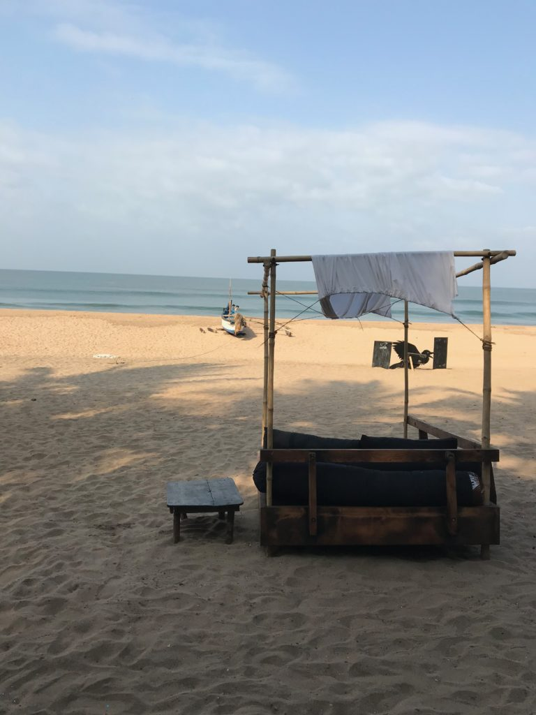 Agonda Beach, South Goa.