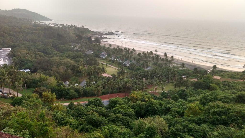 Goa is lush in the monsoon season.