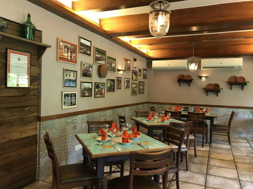 Mum's Kitchen in Panaji, Goa