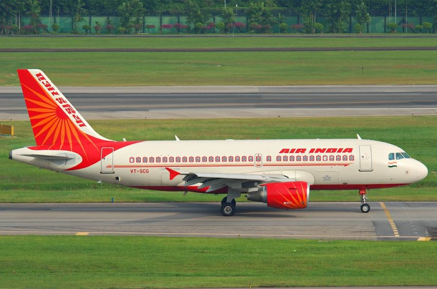 Air India is operating repatriation flights.