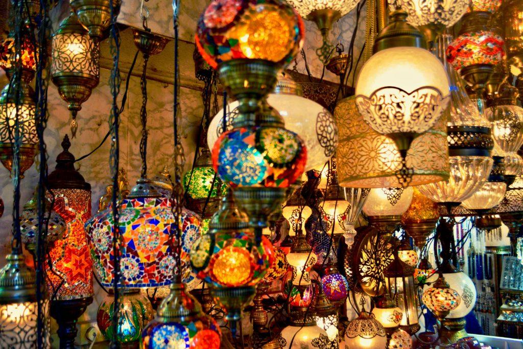 Old Bazaar in Istanbul.